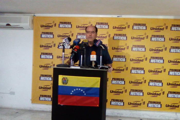 Borges: Países se pronunciarán en la OEA contra la Constituyente