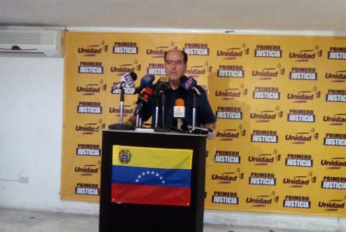 Carece México de libertad política: Nicolás Maduro