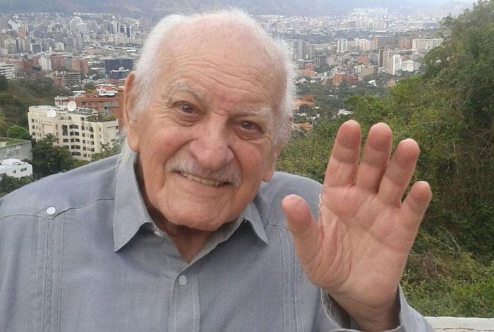 Fallece el político venezolano Pompeyo Márquez a los 95 años