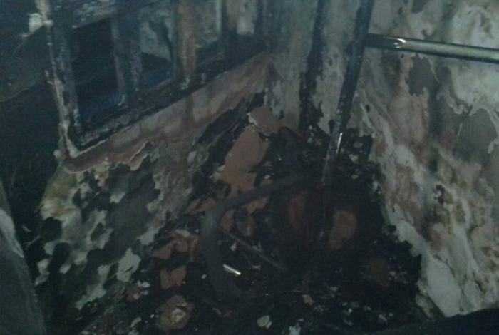 Lanzaron bomba molotov contra sede del Saime en Zulia
