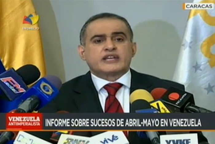 Ombudsman eleva a 65 la cifra de muertos en protestas en Venezuela