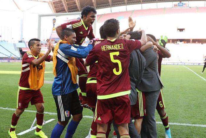 Venezuela avanzó a semis del Mundial Sub 20 — El sueño continúa