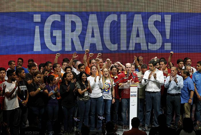 VENEZUELA: AN aprobó informe final para designación de nuevos magistrados este viernes