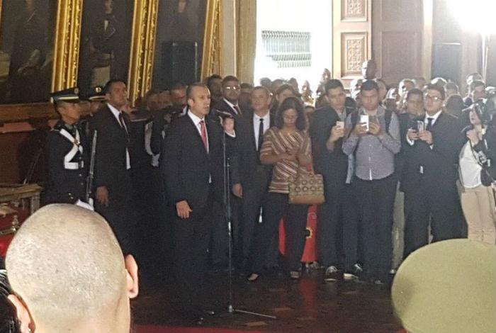 El Aissami: Con la Constituyente sellaremos la independencia en pleno siglo XXI
