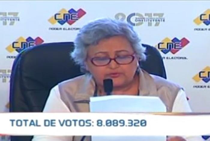 Pesos pesados del chavismo elegidos para Constituyente de Maduro en Venezuela