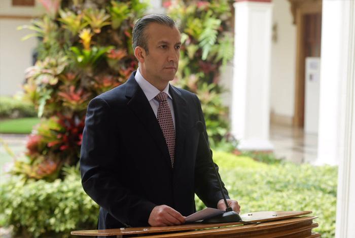 El Aissami: Operación Manos de Papel incauta Bs. 12 billones en ...