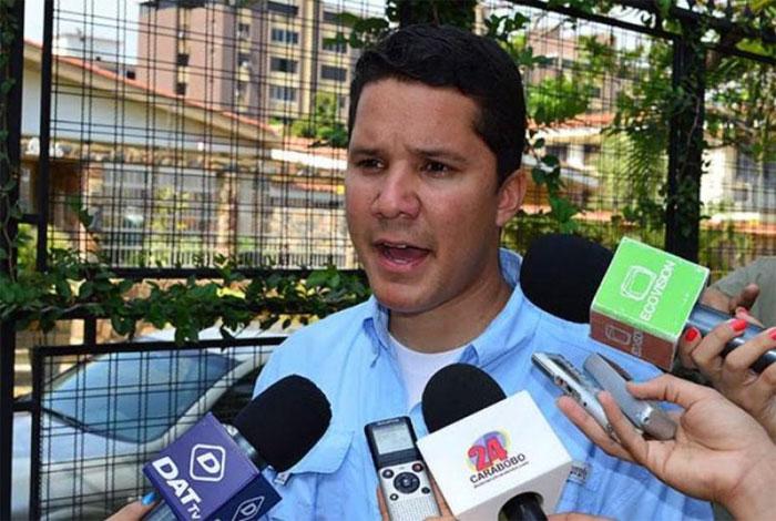 Dictan privativa de libertad a Carlos Graffe