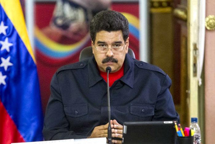 Maduro denuncia plan de agresión continental contra Venezuela