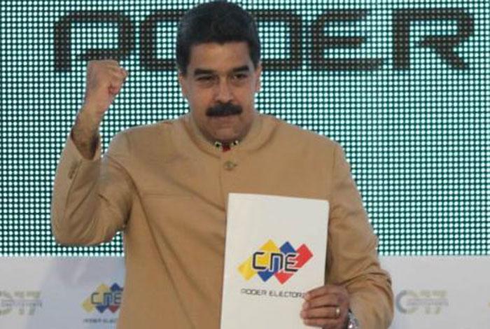 Hijo y esposa de Nicolás Maduro integrarán la Asamblea Constituyente