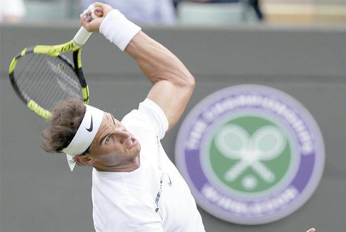 Wimbledon 2017, Nadal-Khachanov: Un Marat Safin en potencia (16:00)