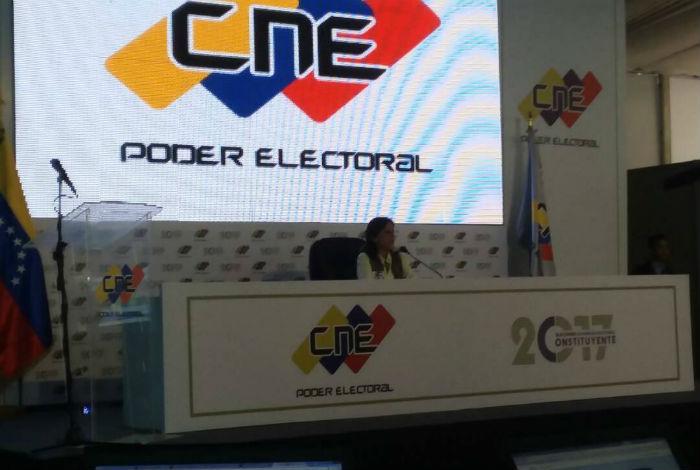 Venezuela: calculan que menos del 10% participó en la elección