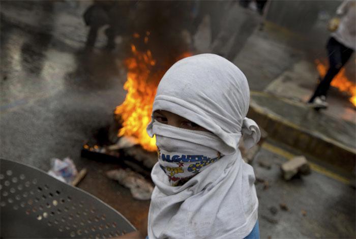 MUD: Protestas llegaron desde las calles a cuarteles de FANB