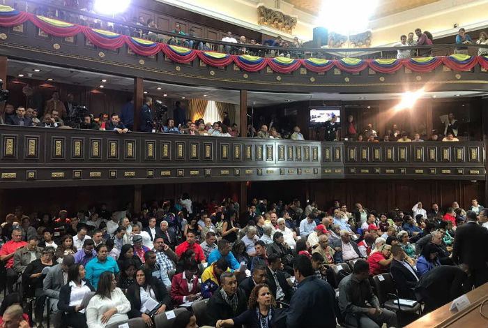Constitución de 1999 ratifica carácter plenipotenciario de la Asamblea Nacional Constituyente