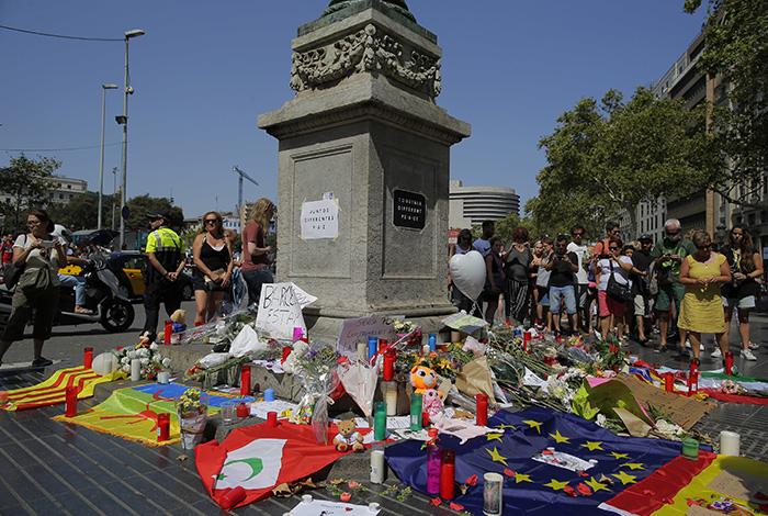 Cinco cubanos heridos en atentados en España