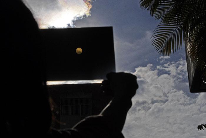 El Gran Eclipse Americano ya está en marcha