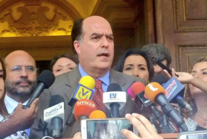 Borges asegura que Maduro es el único responsable de crisis