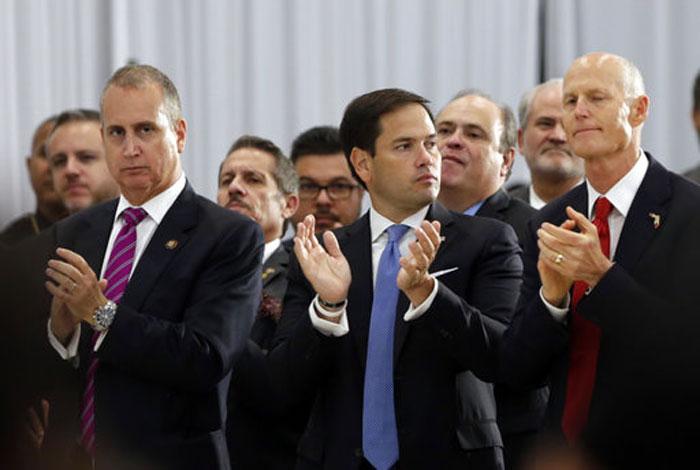 Marco Rubio envía contundente mensaje de apoyo a los venezolanos