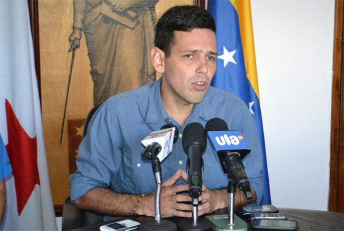 VENEZUELA: Designaron a Francisco Melero como alcalde de Mérida
