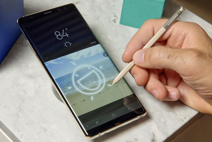 Llega a Puerto Rico el Samsung Galaxy Note 8