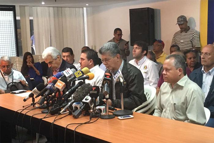Primarias de la oposición serán el 10 de septiembre — Stalin González