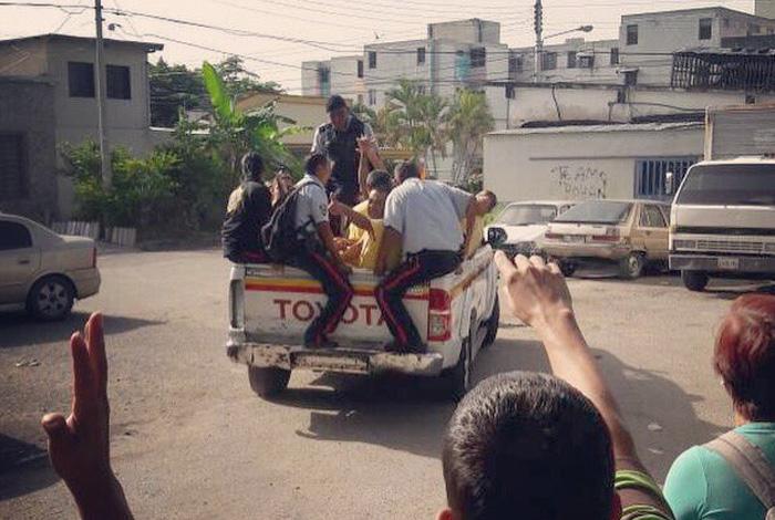 PoliAragua desacata orden de liberar a los estudiantes de la UPEL