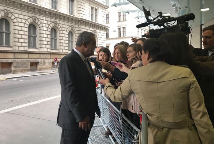 Acuerdo Opep + permite defender a países petroleros de la especulación — Del Pino