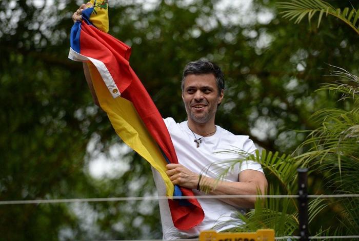 Leopoldo López se cruzó con Nicolás Maduro en Twitter: