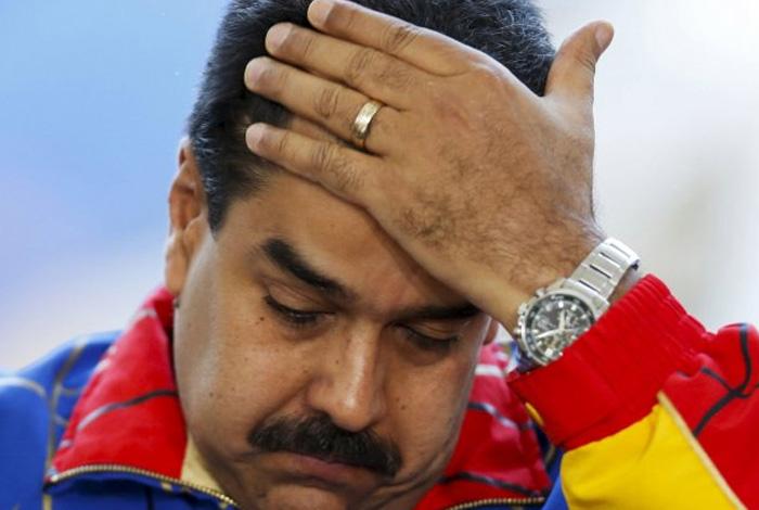 Nicolás Maduro y surevolución