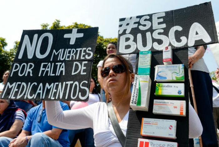 10 millones de dosis de medicinas no cubren necesidades del país — Fefarven