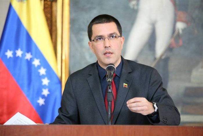 Arreaza: Gobierno de Costa Rica es incapaz de resolver sus asuntos internos