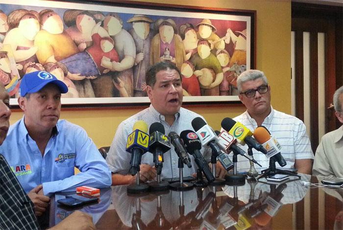 Aceptamos resultados de las primarias en Lara — Luis Florido