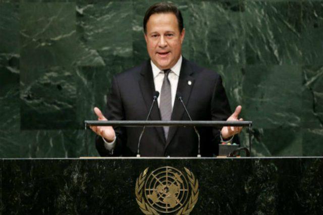 Presidente de Panamá: