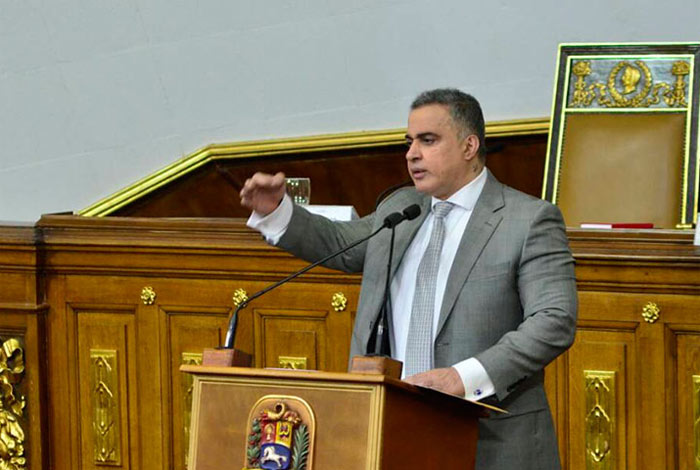 Odebrecht colabora en investigaciones que realiza el MP — Tarek William Saab