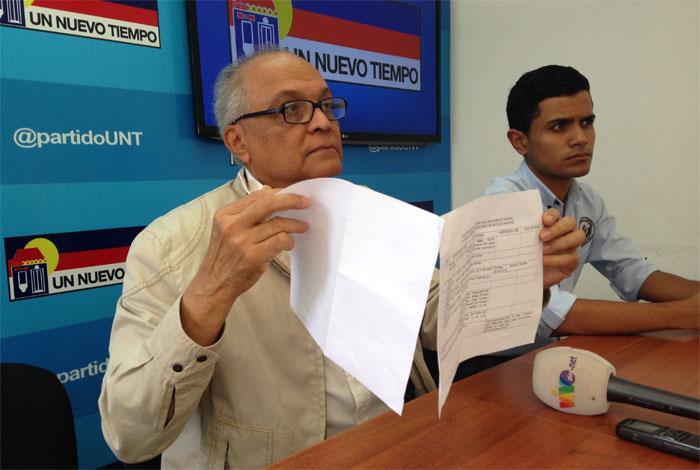 Exigimos al CNE que apruebe cronograma electoral — Juan Carlos Caldera