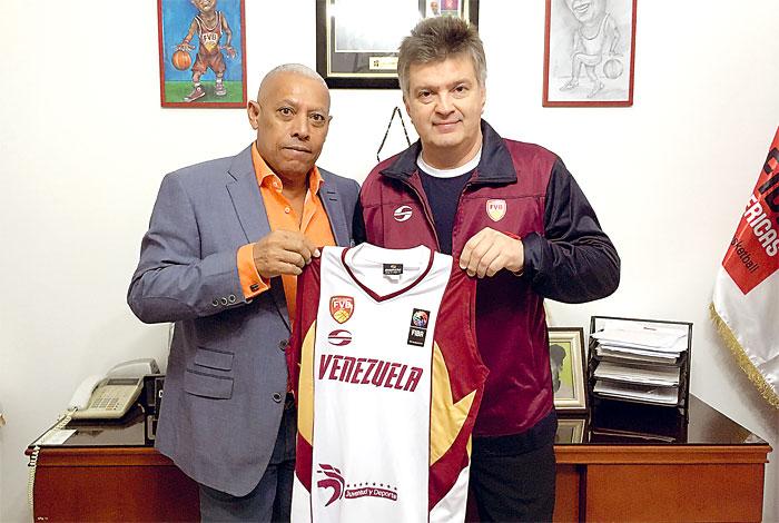 Fernando Duró a cargo de selección nacional
