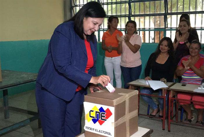 Carmen Meléndez: Se ha respirado seguridad con el Plan República