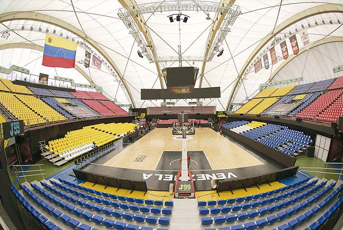 Domo de Barquisimeto albergará semifinal de la Liga Suramericana de Baloncesto