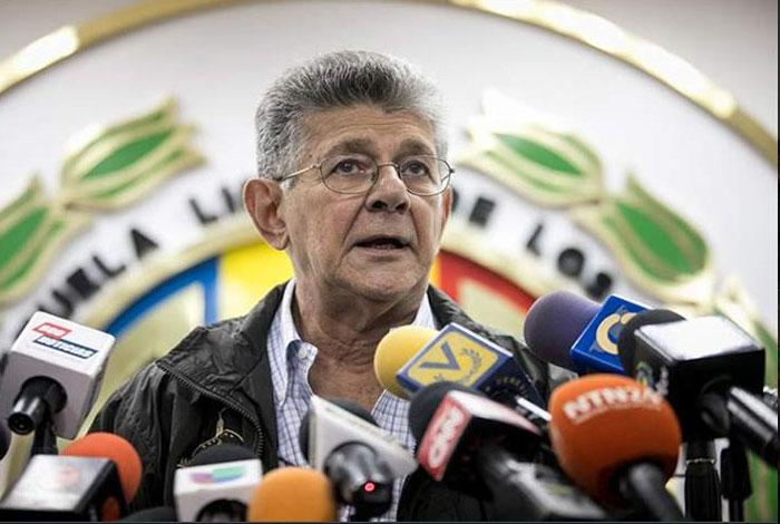 Ramos Allup: AD no participará en las elecciones municipales