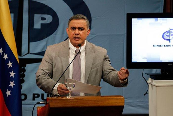 MP venezolano detiene a 11 personas por desfalco de divisas