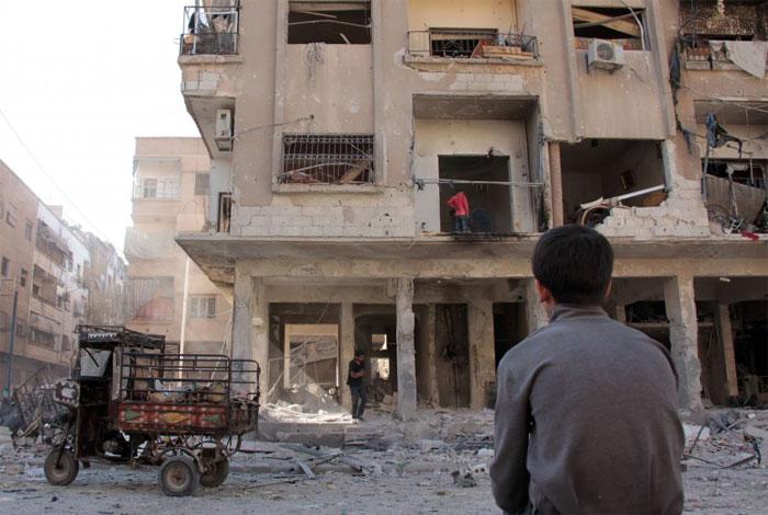 Atentado en Siria: un muerto y varios heridos