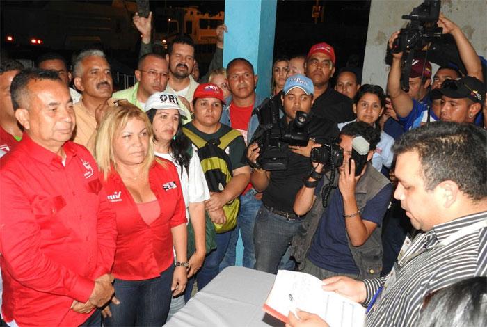¡Siguen las dudas! Publican fotografías de presunto fraude electoral en Bolívar, Venezuela