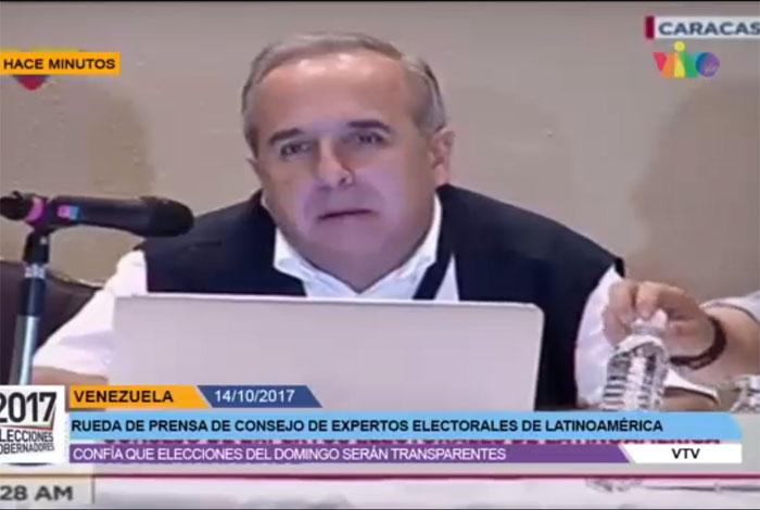 Venezuela cuenta con un sistema electoral extraordinariamente confiable — Ceela
