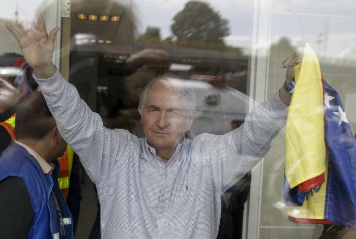 Alfredo Romero: Ocho personas continúan detenidas tras fuga de Ledezma