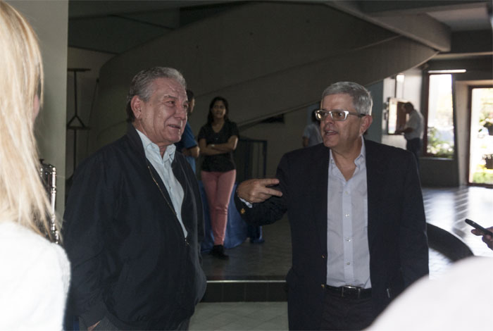 Ministro Ovalles: En Venezuela estamos frente a una inflación manipulada