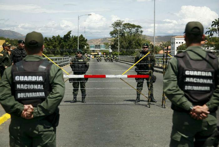 Colombia denuncia nueva incursión de militares venezolanos en su territorio