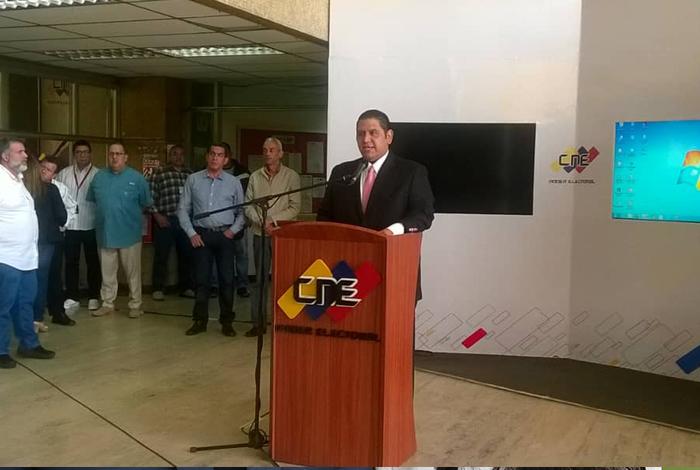 Las campañas en Venezuela tienen que ser entre ambas partes — Rector Rondón