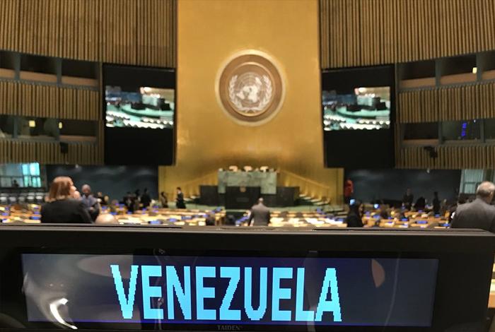 Almagro participará en reunión de la ONU sobre Venezuela