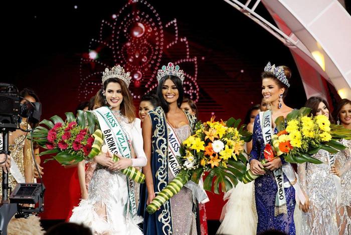 Miss Universo 2018 en vivo