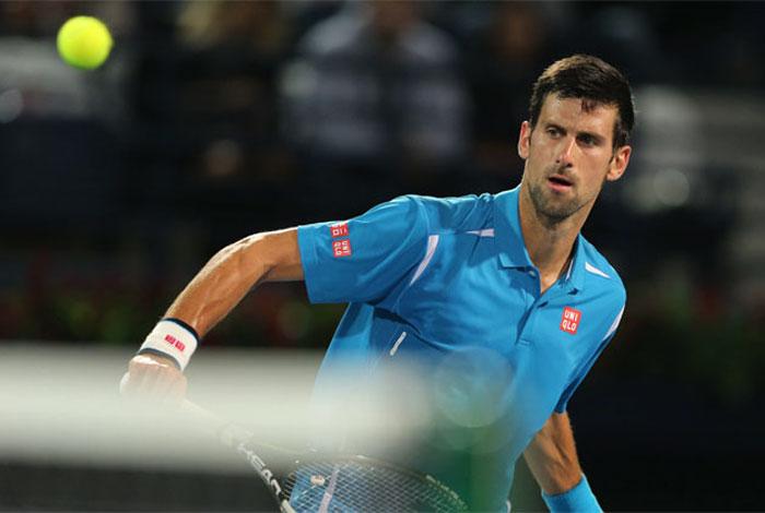 Murray jugará contra Bautista tras baja de Djokovic