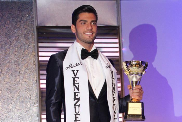 Gabriel Correa es Mister Supranacional 2017